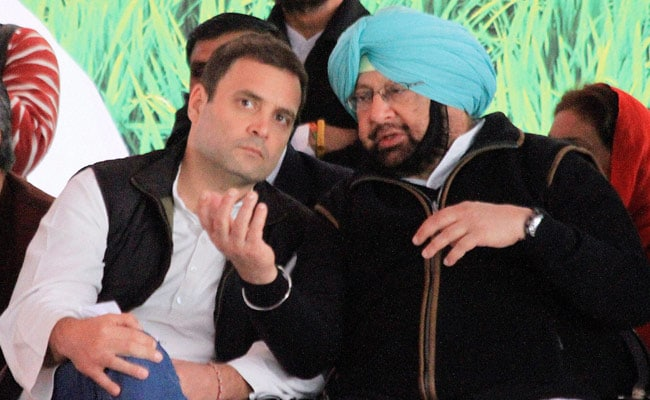 Exit Poll 2019: Punjab Likely To Be Silver Lining For Congress, Exit Polls Predict