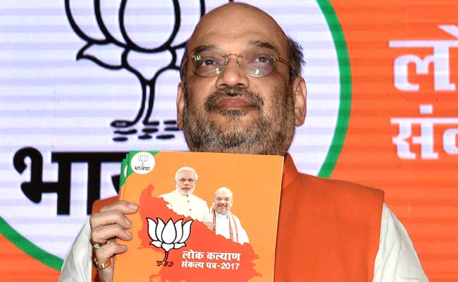 Uttar Pradesh Elections 2017: The Hint Of Hindutva In BJP's Plan For Development And Change
