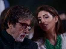 Amitabh Bachchan Gets Emotional After Daughter Shweta Hosts A Surprise Dinner