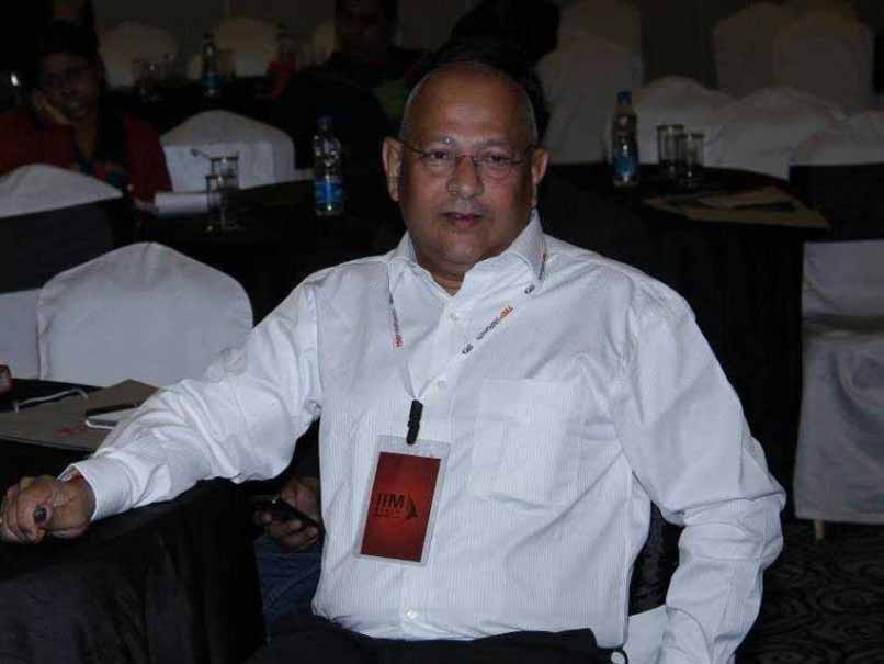 """I Have Not Written That Letter"": Amitabh Choudhary On BCCI Missive To ICC"