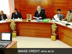 Aligarh Muslim University Executive Council Draws New Panel For Next Vice Chancellor