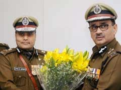 Amulya Kumar Patnaik Officially Takes Charge As Delhi Police Commissioner