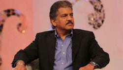 Anand Mahindra's Witty Reply To This Twitter User Shows Why He's The Boss