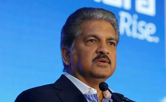 Mahindra Group Wants To Foster In-House Start-Ups, Says Anand Mahindra