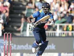 2nd T20I: Injured Angelo Mathews Wins it For Sri Lanka vs South Africa