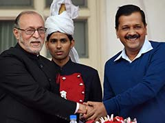 Deja Vu For Arvind Kejriwal. New Lieutenant Governor Anil Baijal Returns File