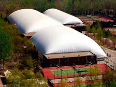 Schools In China Begin Installing Anti-Smog Domes