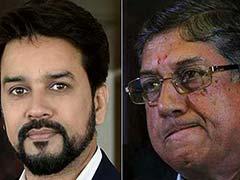 21 Units Accept Lodha Reforms As N Srinivasan-Anurag Thakur Join Hands