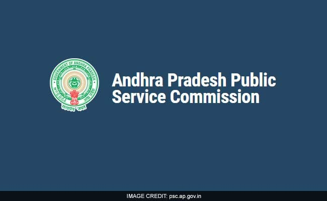 Andhra Pradesh Public Service Commission Announces Jobs For Graduates, Postgraduates