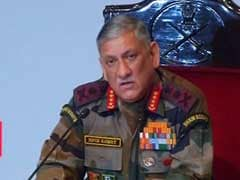 Army Chief General Bipin Rawat To Visit Sikkim Today, Meet Commanders