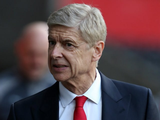 Arsene Wenger Hit With Misconduct Charge After Fourth Official Row