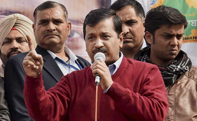 Amit Shah Is Calling The Armed Forces A Liar: Arvind Kejriwal