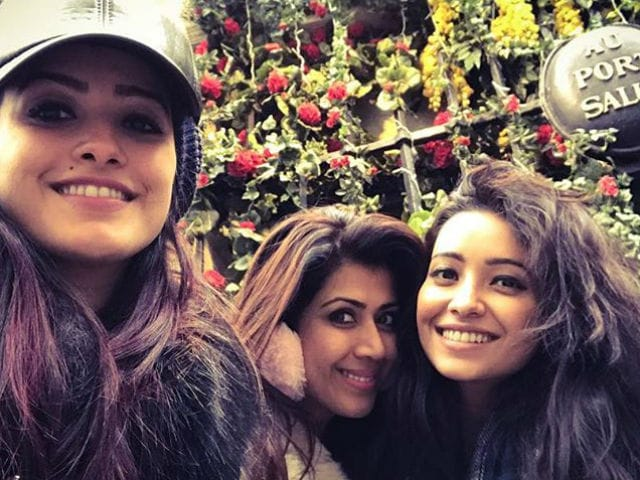Asha Negi, Anita Hassanandani And Ankita Bhargava Are On A Girls' Trip To Paris. See Pics