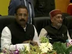 केंद्रीय मंत्री राधामोहन सिंह को नीतीश के मंत्री ने सार्वजनिक मंच पर आखिर क्यों सुनाई खरी-खोटी...