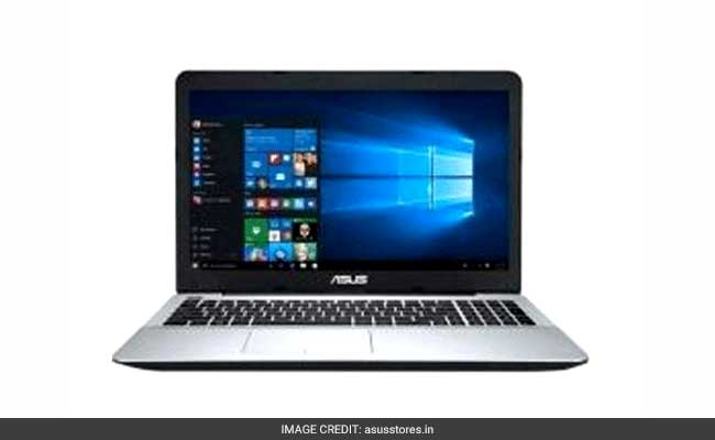ASUS Unveils Notebook With 7th Gen Intel Processor In India