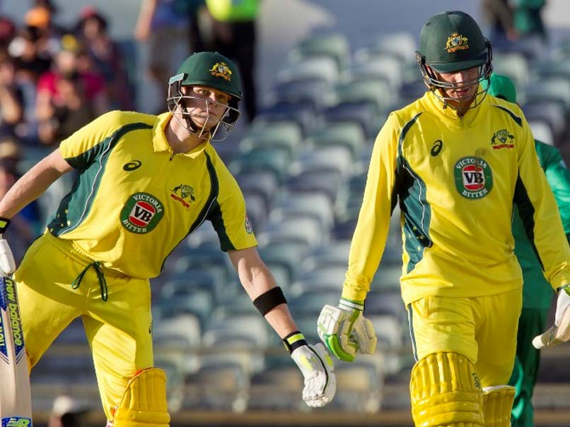 As it Happened: Australia vs Pakistan - 4th ODI in Sydney
