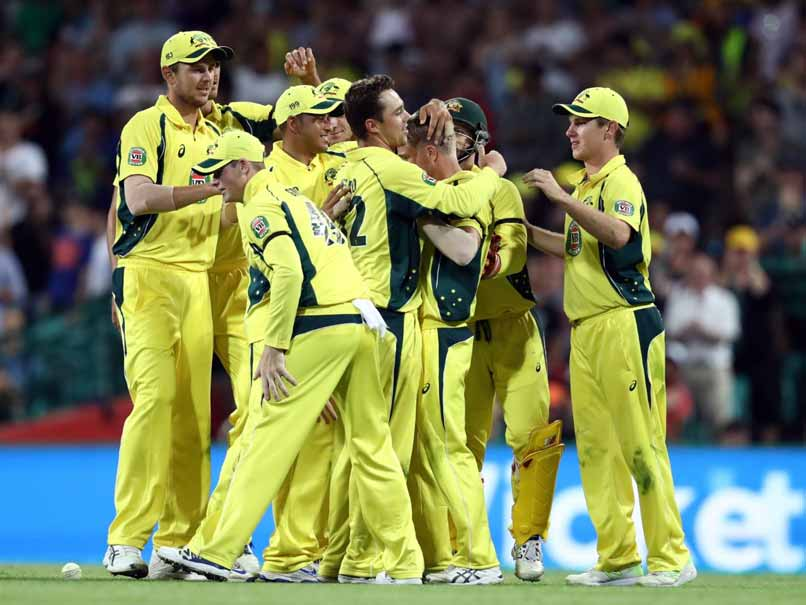 Australia Beat Pakistan by 86 Runs, Clinch ODI Series