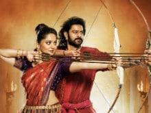 <I>Baahubali 2</I>: A Stunning Poster, Starring Prabhas, Anushka Shetty As Amarendra And Devasena
