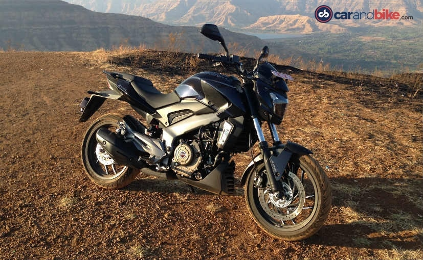 Bajaj Dominar 400 First Ride Review