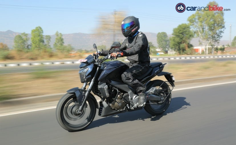 bajaj dominar 400 first ride