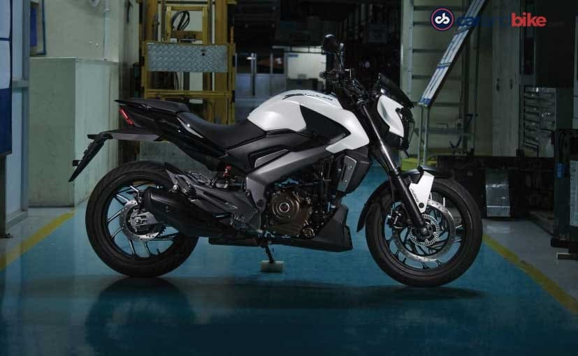 Bajaj Dominar 400 Profile