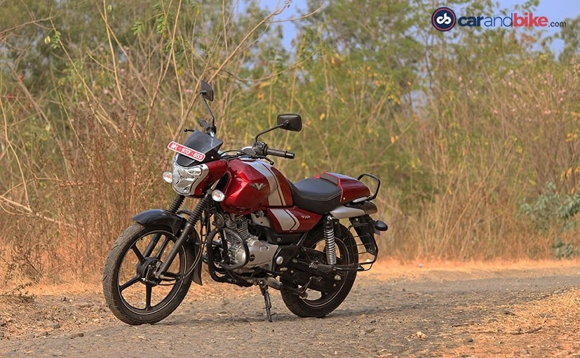 bajaj v12 is identical to the v15
