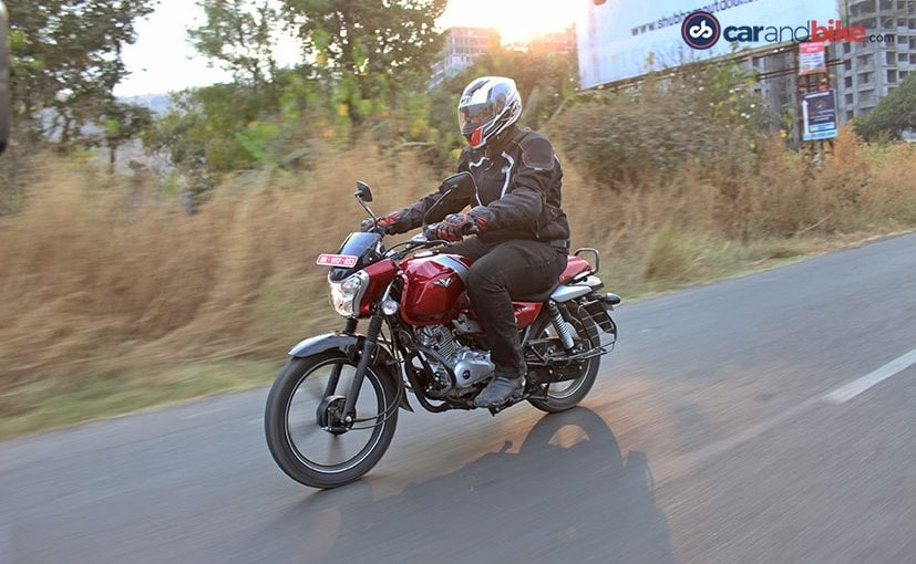 Bajaj V12 First Ride Review