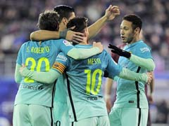 La Liga: Barcelona, Sevilla Maintain Pressure on Real Madrid