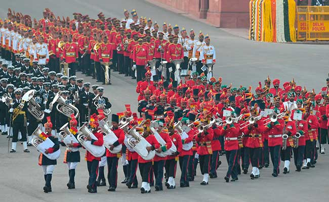 Republic Day 2017: Beating Retreat Ceremony Concludes Celebrations