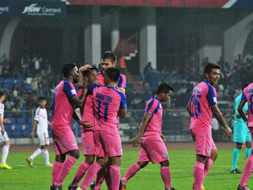 I-League: Bengaluru FC Beat Shillong Lajong 3-0, East Bengal Salvage Draw vs Aizawl FC