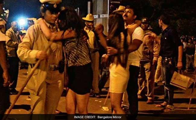 bengaluru molestation new years eve