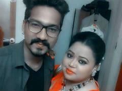 भारती सिंह के पति हर्ष लिंबाचिया भी गिरफ्तार, मेडिकल जांच के बाद NCB कोर्ट में पेश करेगी