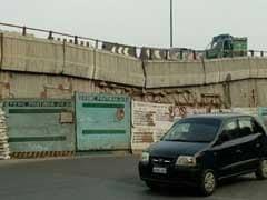 PWD ने शाहदरा फ्लाईओवर पर मरम्मत का काम शुरू किया, ढ़ाई महीने तक चलेगा कार्य