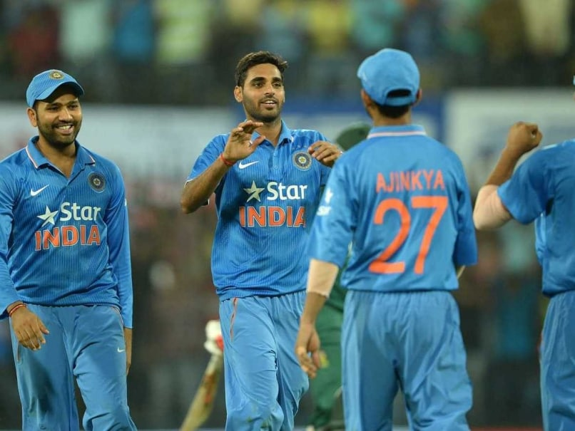 India to Play Without Any Pressure in 3rd ODI vs England: Bhuvneshwar Kumar