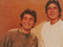 Exclusive: Amitabh Bachchan Never Gave Co-Actors Credit, Writes Rishi Kapoor