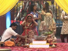 <i>Bigg Boss 10</i>, January 18: Monalisa Is The Happiest Bride