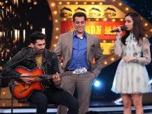 <I>Bigg Boss 10</i>, January 7: Shraddha, Aditya Bring <I>OK Jaanu</i> To Salman Khan's Show
