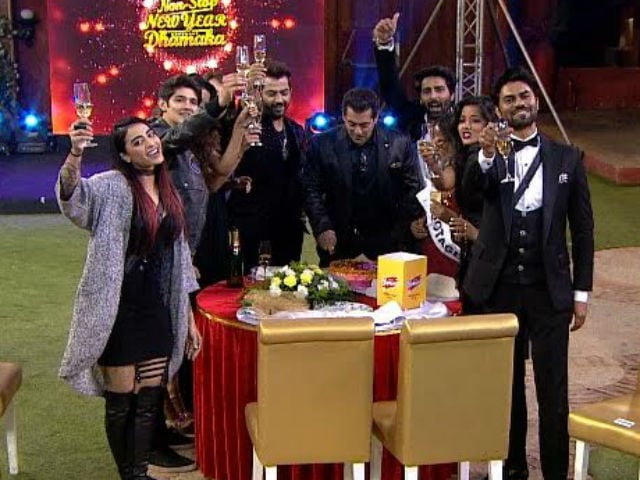 Bigg Boss 10, December 31, Written Update: Here's How Salman Khan Celebrated New Year With The Contestants