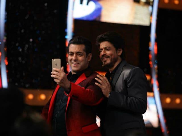 Bigg Boss 10, January 22: Shah Rukh Promotes Raees On Salman's Show. Mere Karan-Arjun Aa Gaye
