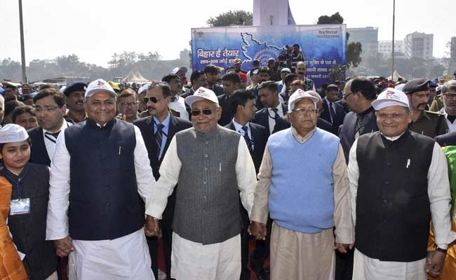 Nitish Kumar's New Rule: Bihar Officials Can't Drink Anywhere In The World