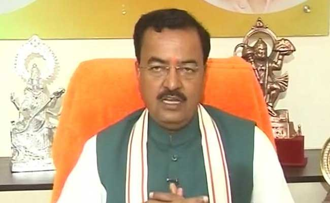 BJP's Uttar Pradesh Unit Expels 87 Workers For Anti-Party Activities