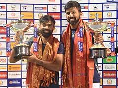 Rohan Bopanna-Jeevan Nedunchezhiyan Win Chennai Open Doubles Title