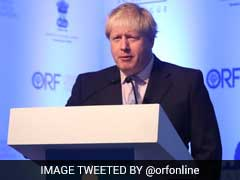 UK's Boris Johnson Plays Down Conservative Rift