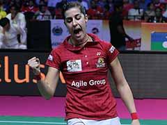 बैडमिंटन: पीबीएल-3 में कैरोलिना मॉरिन की हैदराबाद टीम को दिल्ली ने हराया