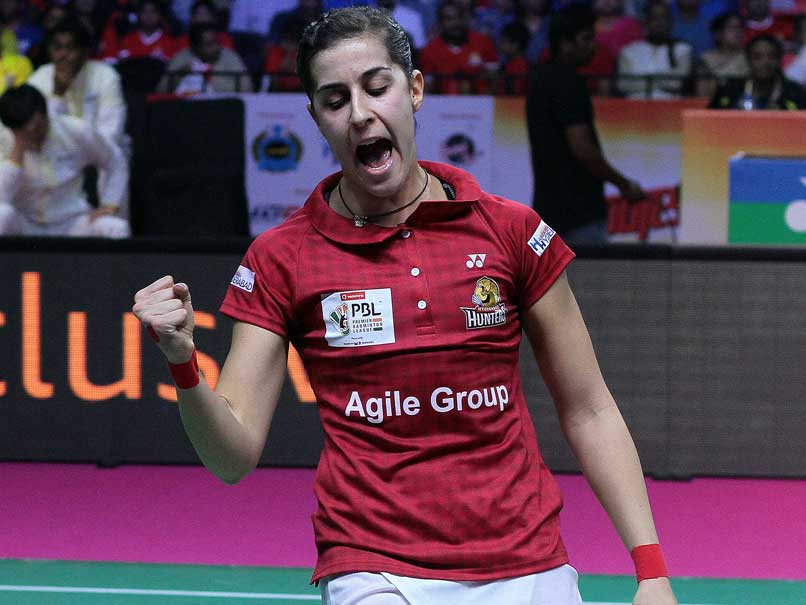 Sung Ji Hyun vs Carolina Marin, Premier Badminton League 2017: How To Watch The Epic Clash