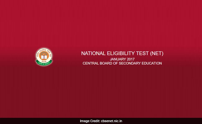 CBSE To Release UGC NET November 2017 Notification Today
