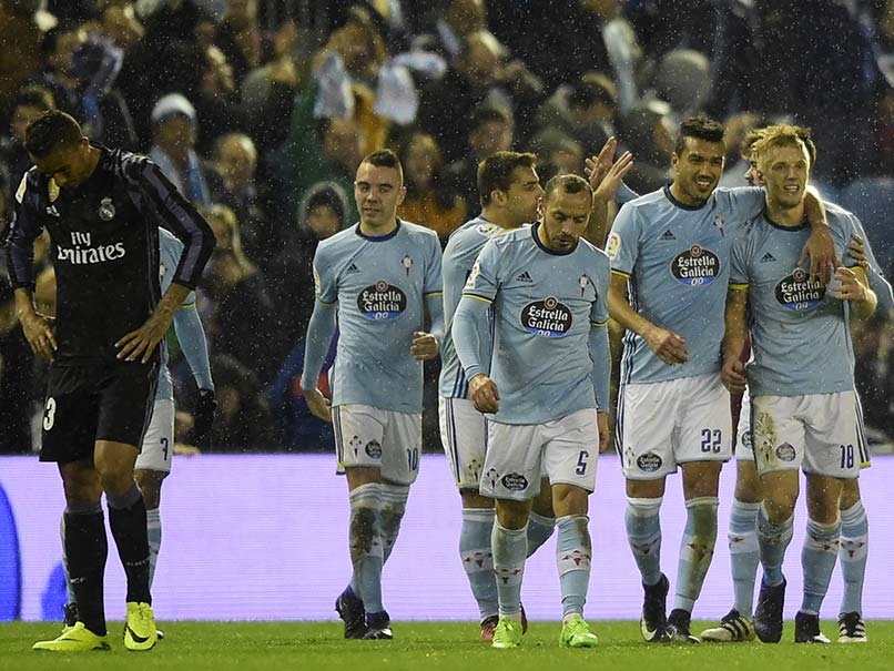 Copa del Rey: Real Madrid Fall to Celta Vigo in Quarters