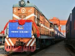 First UK-China Train Today, Whiskey On Board, To Pass Through 7 Nations
