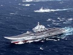 Chinese Aircraft Carrier Is Testing Weapons In South China Sea Drills