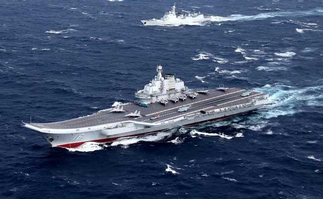 Chinese Aircraft Carrier To Open To The Public In Hong Kong